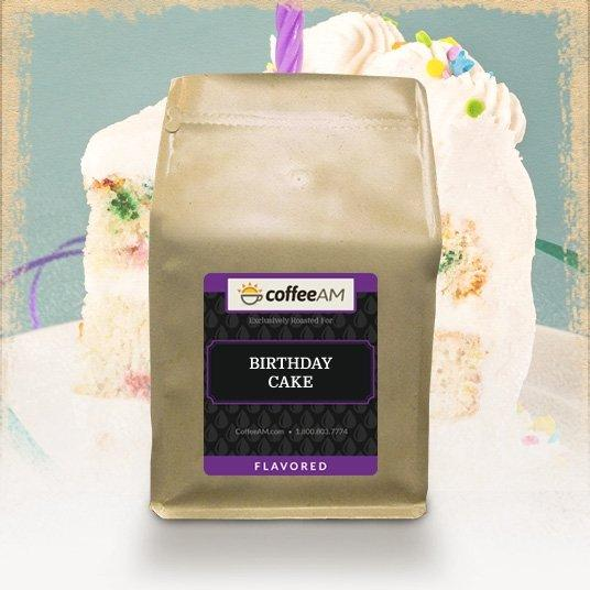 Birthday Cake Flavored Coffee