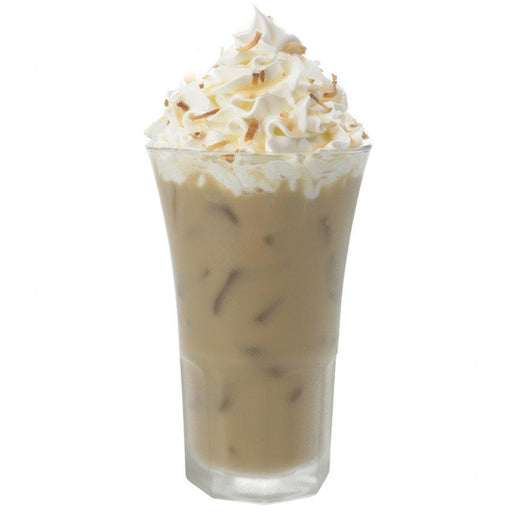 Coconut Cream Pie Iced Latte