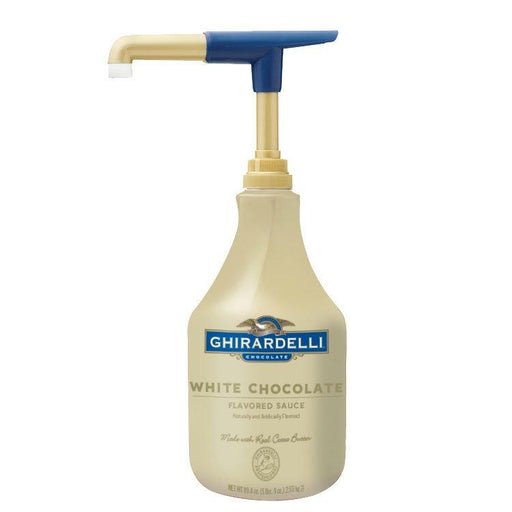 Ghirardelli White Chocolate Flavored Sauce