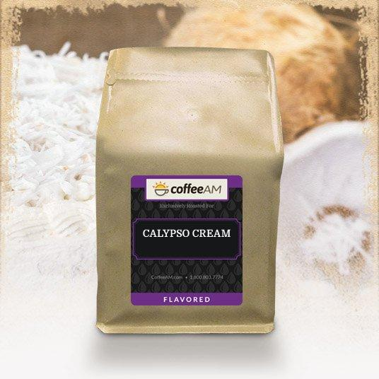 Calypso Cream Flavored Coffee