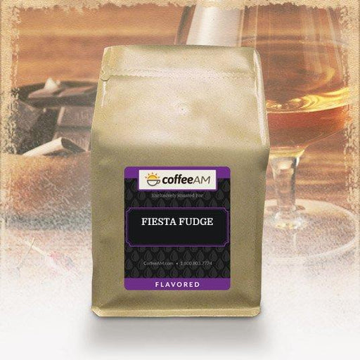 Fiesta Fudge Flavored Coffee