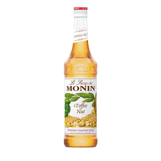 Monin Toffee Nut Coffee Syrup, 750 ml