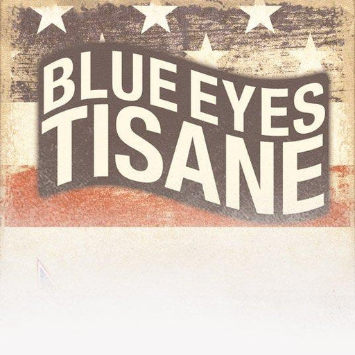 Blue Eyes Tisane (Patriotic Theme)