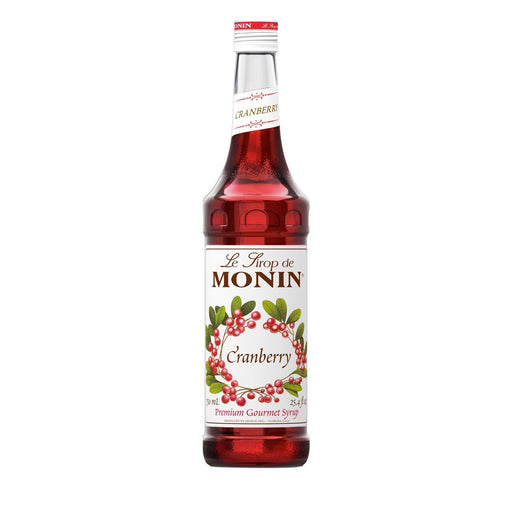 Monin Cranberry Syrup 750ml