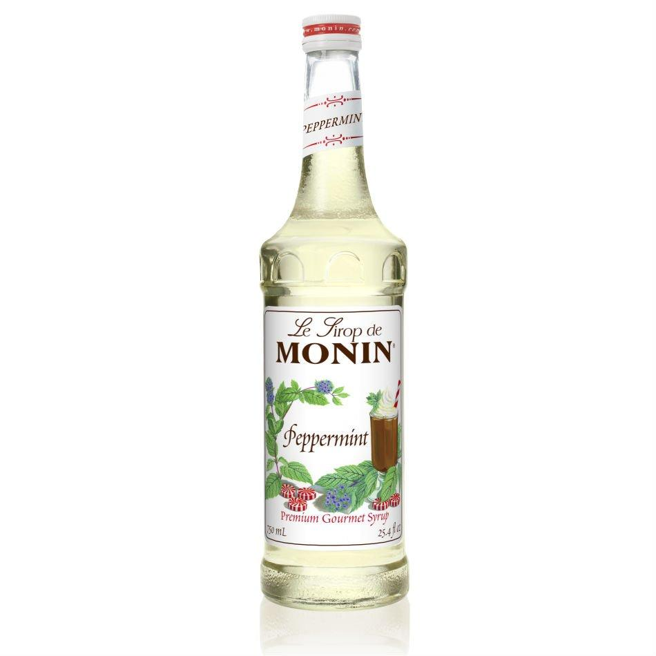 Monin Peppermint Syrup 750ml