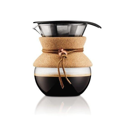 Bodum Pour Over, 17oz, Cork