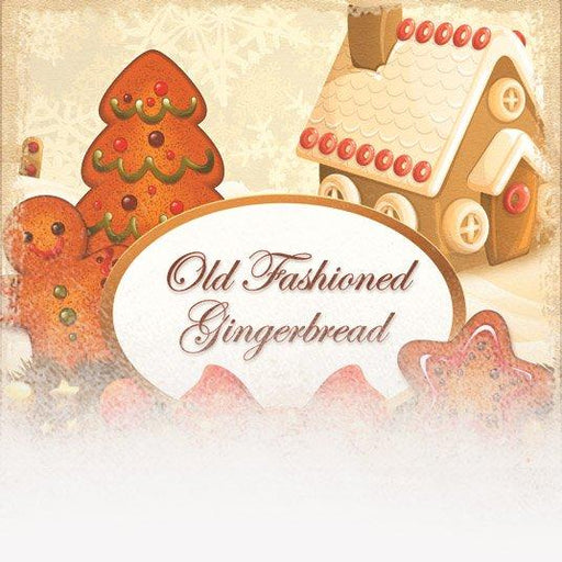 Old-Fashioned Gingerbread (12 Coffees of Christmas Theme)
