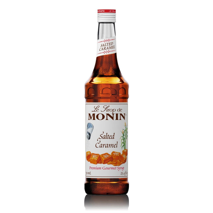 Monin Salted Caramel Syrup 750ml
