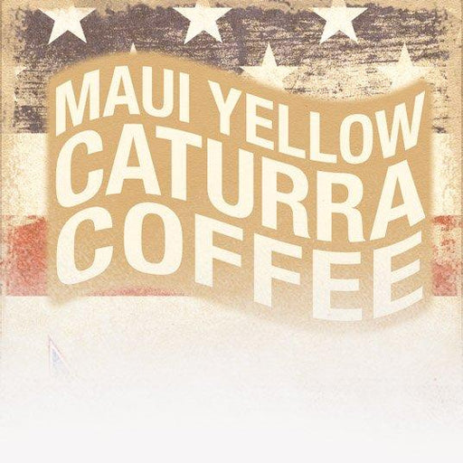 Maui Yellow Caturra Coffee (Patriotic Theme)