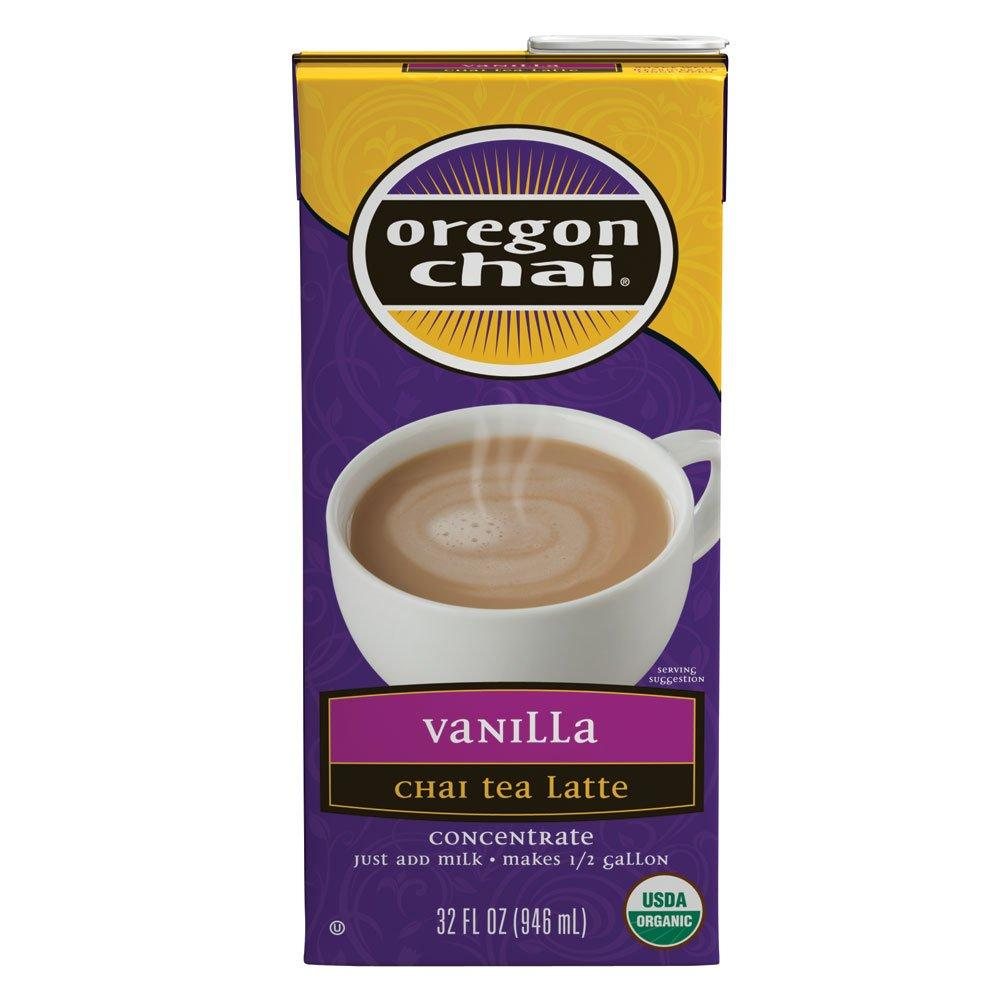 Case of 6 Oregon Chai Vanilla 32 oz
