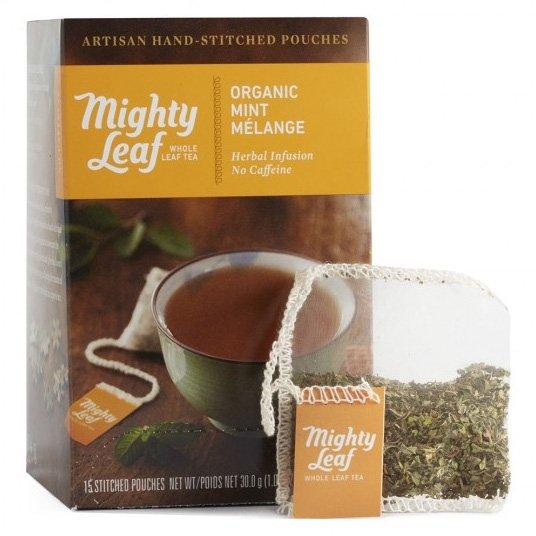 Mighty Leaf Organic Mint Melange