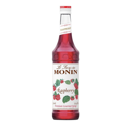Monin Raspberry Coffee Syrup, 750 ml