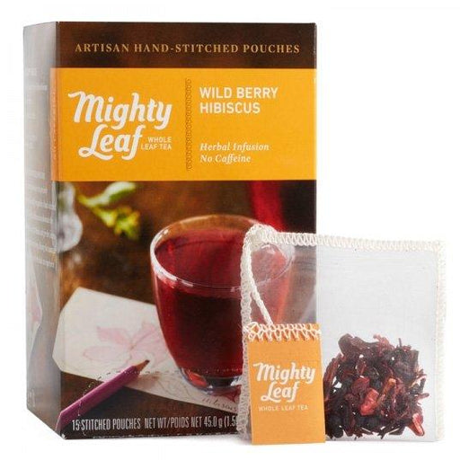 Mighty Leaf Wild Berry Hibiscus