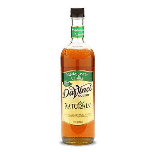 DaVinci All Natural Madagascar Vanilla Syrup 750ml