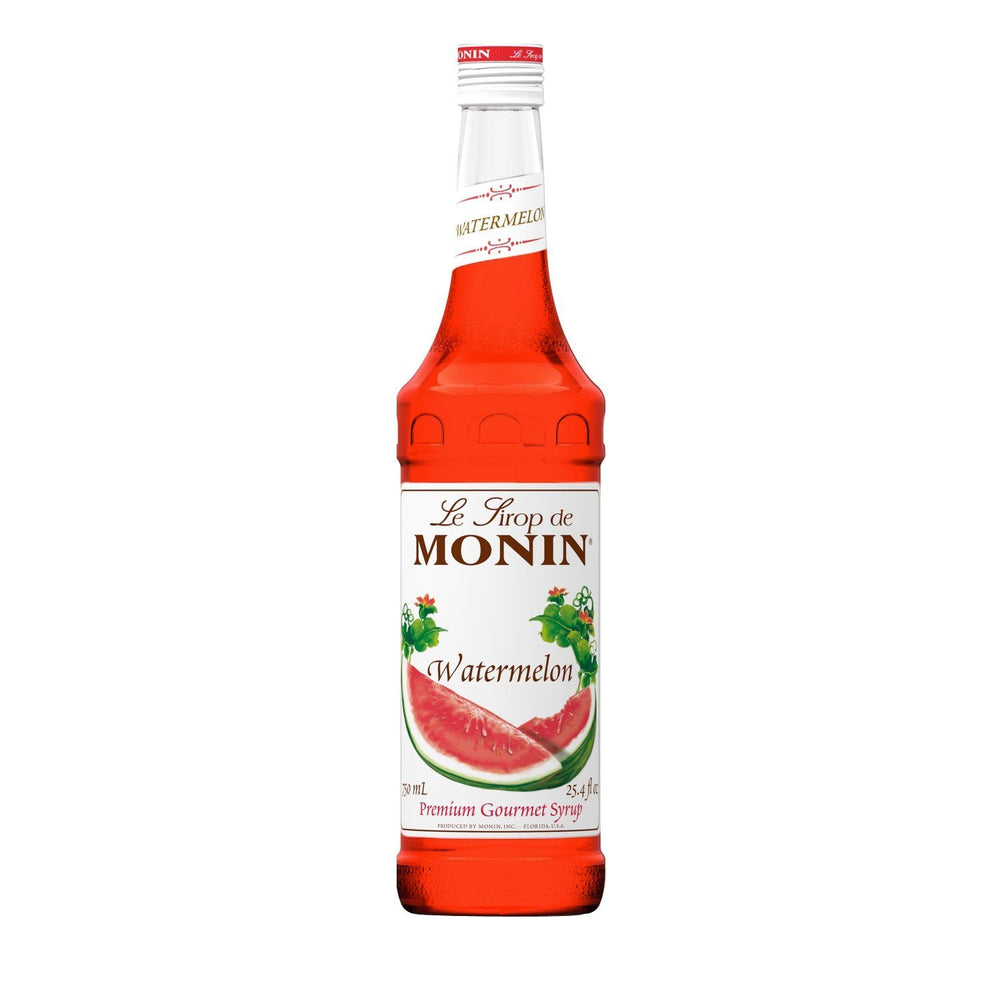 Monin Watermelon Coffee Syrup, 750 ml