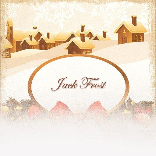 Jack Frost (12 Coffees of Christmas Theme)