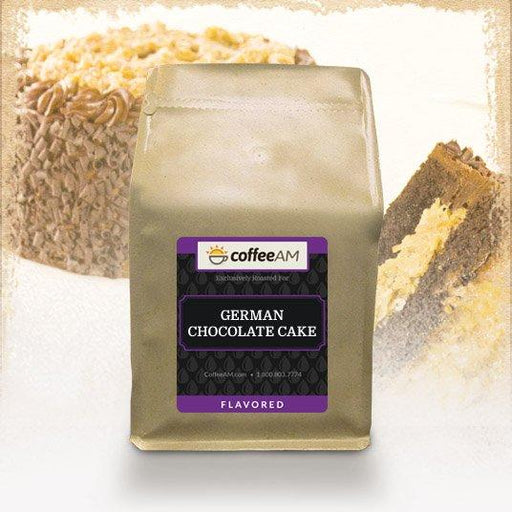German Chocolate Cake Flavored Coffee