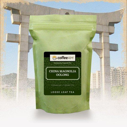 China Magnolia Oolong Tea
