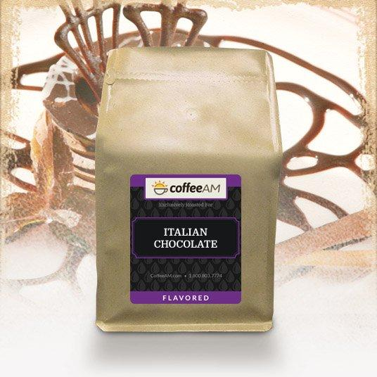 Italian Chocolate Flavored Coffee