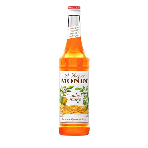 Monin Candied Orange Coffee Syrup, 750 ml