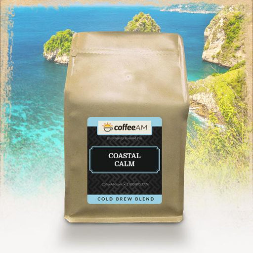 Coastal Calm Cold Brew Blend