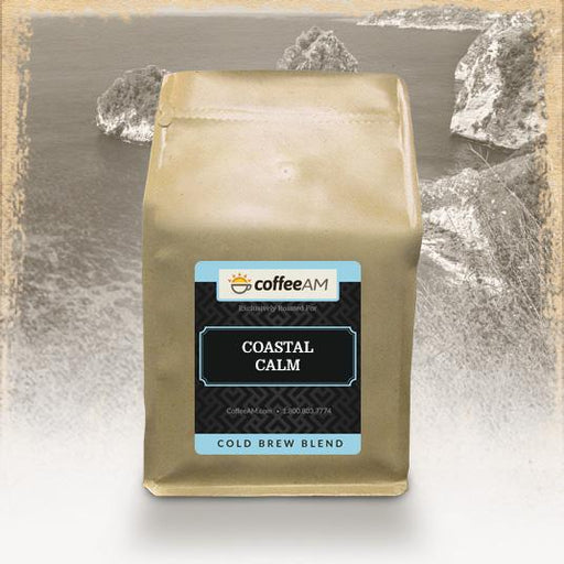 Decaf Coastal Calm Cold Brew Blend