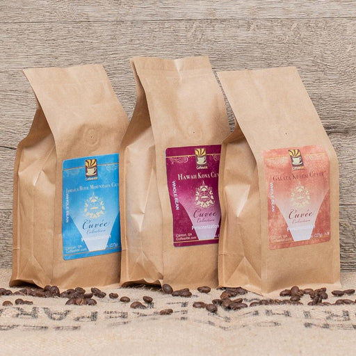 Cuvee Coffee Collection (3 1/2lb. bags), Coffee Gift Set