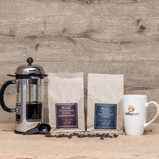 French Press Deluxe Gift Set