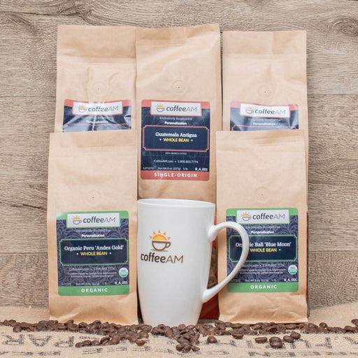 Globe Trotter Coffee Sampler