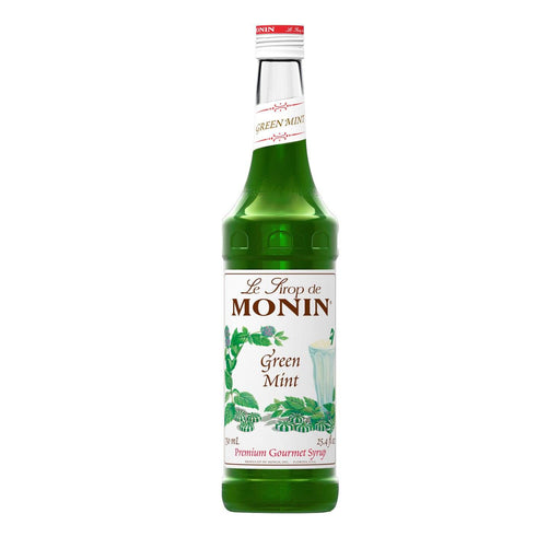 Monin Green Mint Syrup 750ml