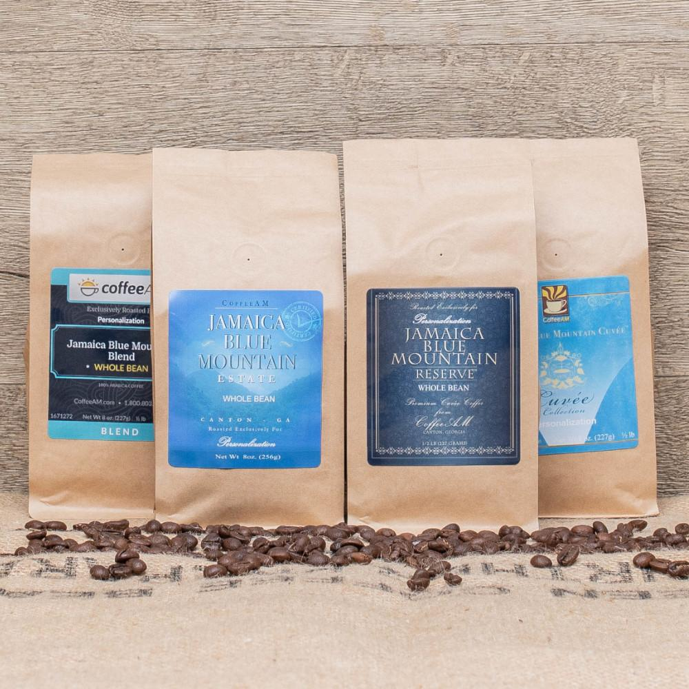 Jamaican Coffee Sampler