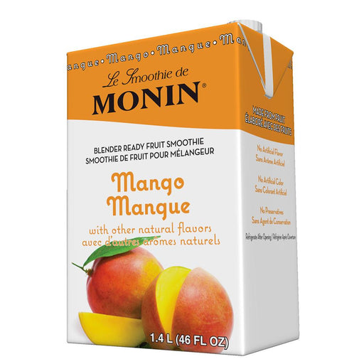 Monin Mango Fruit Smoothie Mix (46 oz)