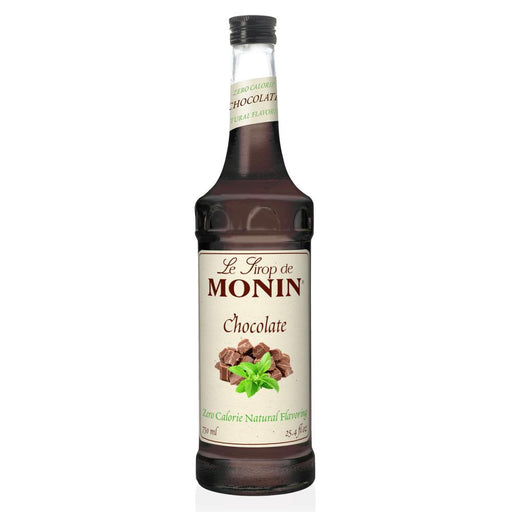 Monin Zero Calorie Natural Chocolate Syrup 750 ml