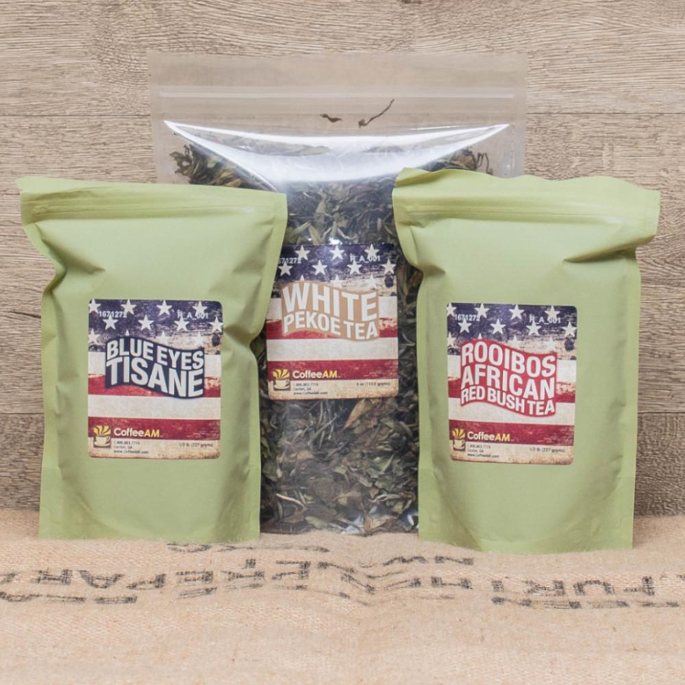 Patriotic Tea Gift Set (Patriotic Theme)