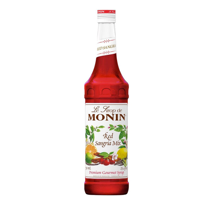 Monin Red Sangria Mix Syrup 750ml