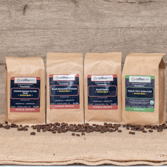 South American Coffee Sampler