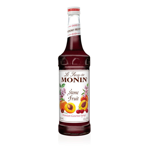 Monin Stone Fruit Syrup 750ml
