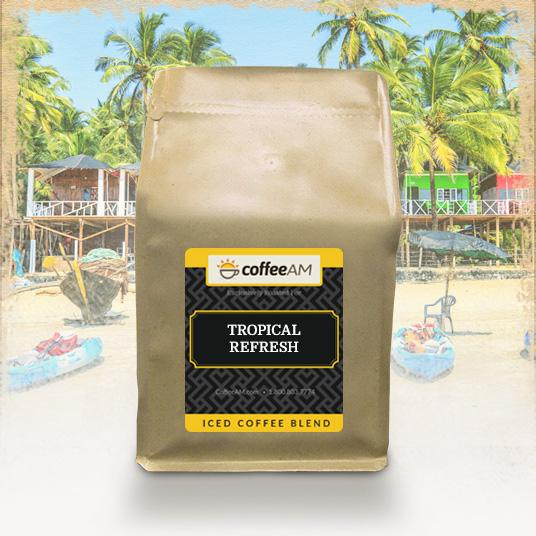 Tropical Refresh Iced Coffee Blend