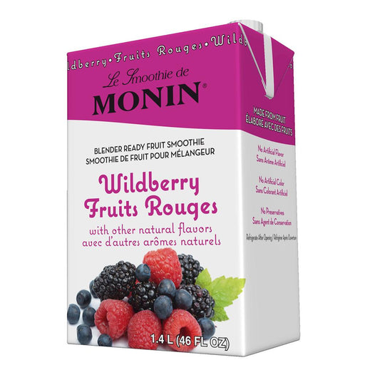 Monin Wildberry Fruit Smoothie Mix (46 oz)
