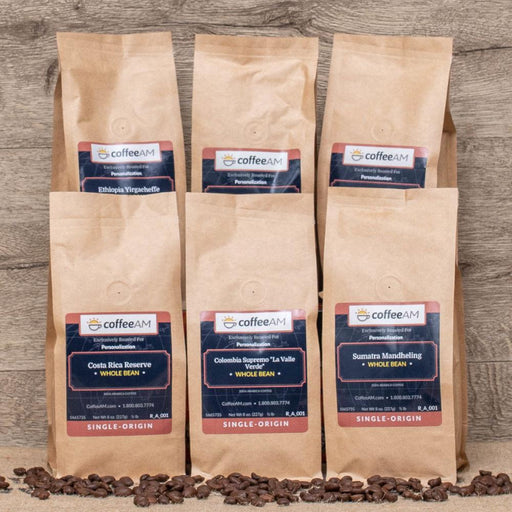 World Tour Coffee Sampler