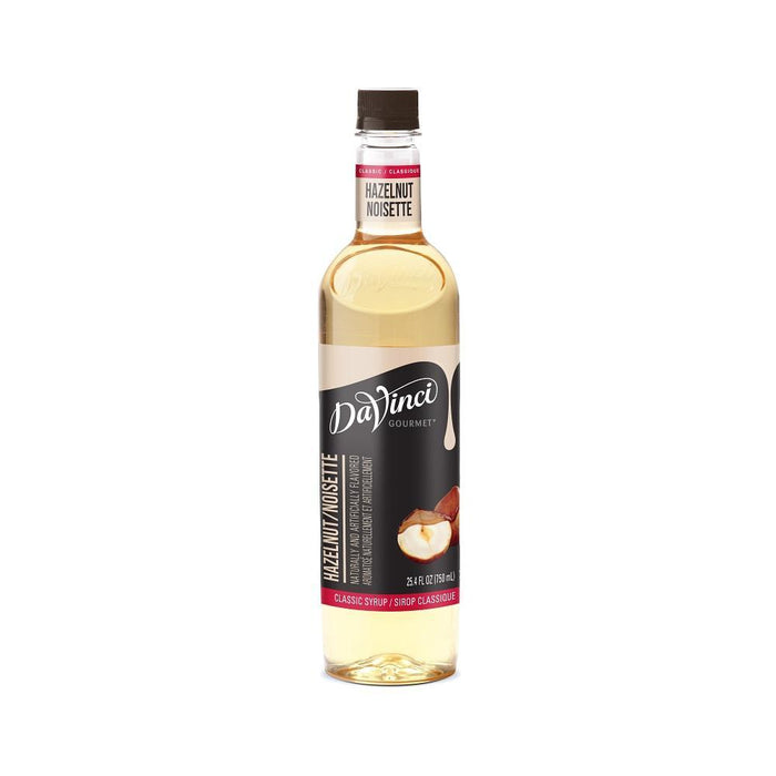 DaVinci Hazelnut Syrup 750ml