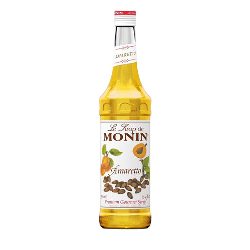 Monin Amaretto Coffee Syrup, 750 ml