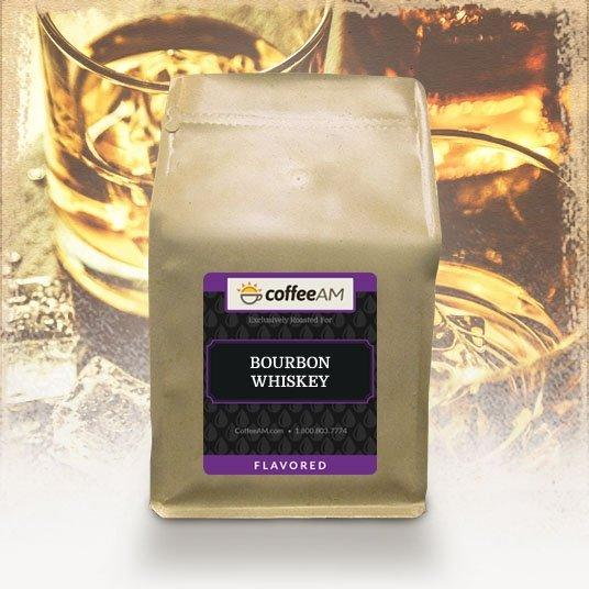 Bourbon Whiskey Flavored Coffee