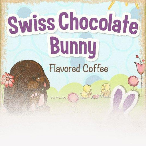 Swiss Chocolate Bunny Flavored Coffee (Easter Theme)