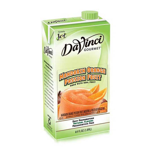 DaVinci Mandarin Orange Passion Fruit Smoothie (64oz)