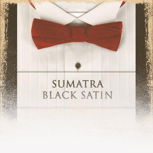Sumatra Black Satin Coffee (Father's Day Theme)
