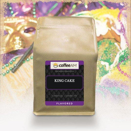 King Cake Flavored Coffee