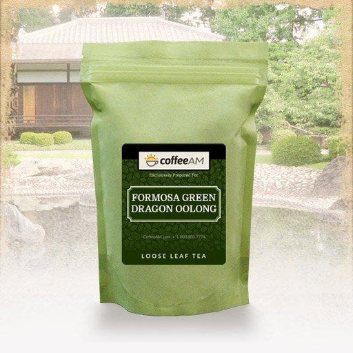 Formosa Green Dragon Oolong Tea