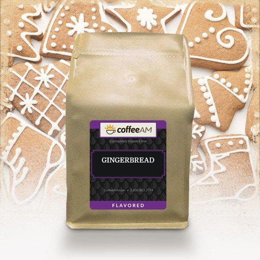Old-Fashioned Gingerbread Flavored Coffee