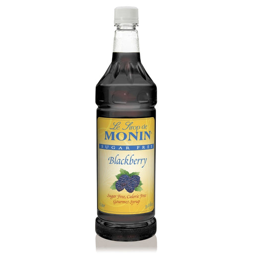 Monin *Sugar-Free* Blackberry Syrup 1 Liter